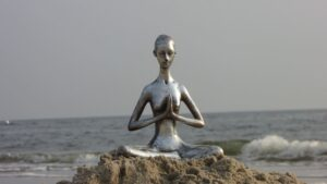 méditation-plage